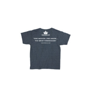 The Chris Mikkelson Evangelistic Ministries T-Shirt! (Grey)