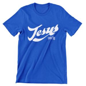 Jesus Loves You T-Shirt! (Blue)