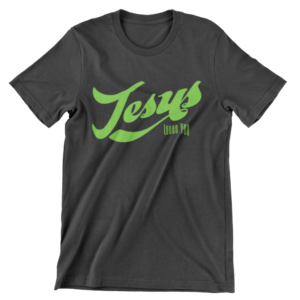 Jesus Loves You T-Shirt! (Grey)