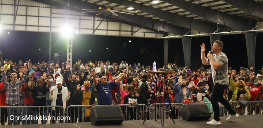 Most Amazing Crusade! | Orlando Crusade | Night 3